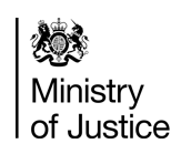 minsistry of justice